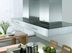 Miele-eilandschouwafzuigkap DA 5330 D | UW-keuken.nl
