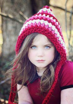 Crochet Pattern Hat Pattern Basic Pixie Hat by SimplyMadeByErin