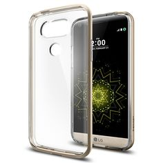 Form meets function with Spigen's redesigned LG G5 Neo Hybrid Crystal™ case. The reinforced polycarbonate frame ensures a strong defense while the interior TPU absorbs and distributes impact shock. Its smart design complements every aspect of your G5 for an engineered finish.  Shop Now: http://www.spigen.com/collections/lg/products/lg-g5-case-neo-hybrid?variant=16278194177