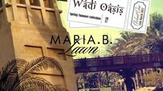 MARIA.B Unstitched Lawn Wadi Oasis Spring/Summer Collection 2017 Promo 2