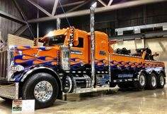 PETERBILT - TOW TRUCK - www.TravisBarlow.com - Towing, Auto Transporter and Commercial Truck Insurance for over 30 Years.