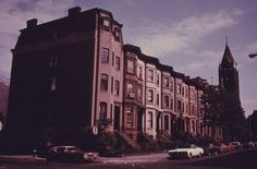 The 'Brownstone Detective' Who Digs Up Dirt on New York Homes Wondering if someone got murdered in your house? Ask Brian Hartig. // A block of Park Slope brownstones, circa 1974.