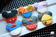 Mouse Clubhouse Inspired Cookies  1 DOZEN by misslizzycakes, $38.00