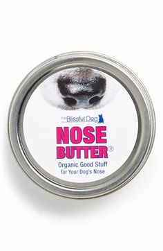 nose butter for your pup's dry spots http://rstyle.me/n/s225vr9te