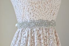 @Cristina Jackson  Ready to ship  1 3/8'' Wedding Sash/BeltBridal by Wonderfulbride, $77.42 cheap sash?