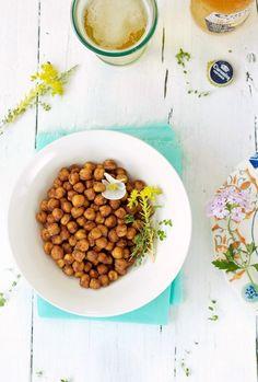 Food and Cook by trotamundos » Snack de garbanzos especiados