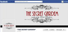 Trabalho entregue Blog + faceb The Secret Garden - Cantinho do blog Layouts e Templates para Blogger