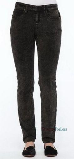 New Usa EILEEN FISHER Womens Misses 14 x 31 Bronze Velveteen Skinny Jeans Pants #EileenFisher #Eileen #Fisher #Velveteen #Skinny #pants #Casual #CasualPants