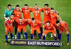 Chile, champions of Copa Centenario, Copa America Centenario, Chile 2015, East Rutherford, Champion, Football, Sports, America's Cup, Football Pitch