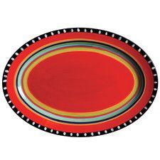 Pueblo Springs Oval Platter