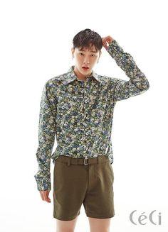 Photo )) Kwon HyunBin for Ceci Korea Magazine July Issue Kwon Hyunbin, Produce 101 Season 2, Hyun Bin, Ulzzang Fashion, Korean Model, Jonghyun, My Man, Singer, Photoshoot