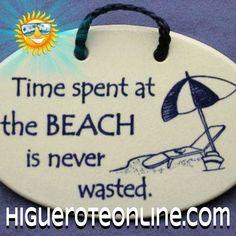 El Tiempo gastado en la playa nunca es tiempo desperdiciado Time Spent at the beach is never wasted #beach #playa #sea #mar #sun #sol #tiempo #time #viaje #travel #turismo #higuerote #miranda #barolvento #brion #caracas #valencia #maracay #barquisimeto #maracaibo #puertoordaz #diversion @sombrilla#paquetes