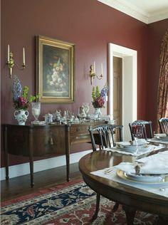 Dining Rooms Spencer-Churchill Designs Ltd.