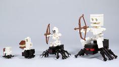 LEGO Minecraft Spiders Jockeys