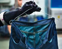 Denim: коллекция из вайды от Nudie Jeans on http://frontyardmag.com