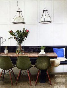 Swallow's Tail furniture » Najsłynniejsze krzesło designu – luksusowy plastik!