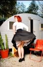 Another amazing outfit and photo from Pinup Girl Clothing!