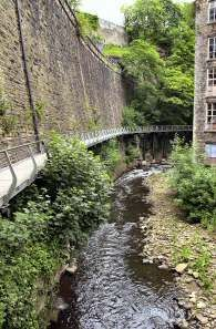 New Mills Walk – Discover Derbyshire and the Peak District - Vanlife & Caravan Renovation Places To Travel, Places To See, New Mills, British Travel, Walking Routes, Holiday Places, Family Days Out, Get Outdoors, English Countryside