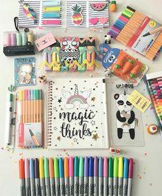 Material Escolar - Diy and crafts interests