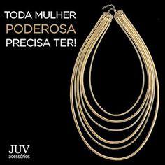 SHOPPING VIRTUAL:  Esta é a minha Loja JU ACESSÓRIOS www.juv.com.br/...