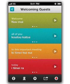 Te Reo Maori - launch of the Hika Lite app. Free on iTunes or Vodafone website Too Cool For School, School Stuff, Itunes, Teaching Resources, New Zealand, Preschool, Language, Product Launch, App