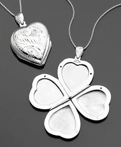 Hearts and 4 leaf clover, my favorite!