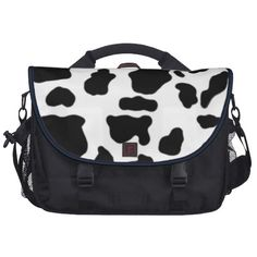 just sold! #Cow Pattern #Laptop #Bag from Western Skies by #crypticfragments