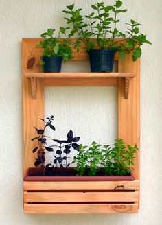 50 Easy DIY Woodworking Projects to Decor Your Home - Kinds of Wooden Planters