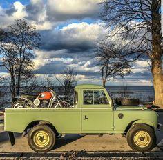 "#Landrover 109"" #Series PU @land_rover_series_pics"