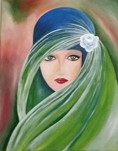 1 million+ Stunning Free Images to Use Anywhere Kunstjournal Inspiration, Art Journal Inspiration, Art Deco Paintings, Watercolor Paintings, Painting People, Drawing People, Portrait Art, Face Art, Mixed Media Art