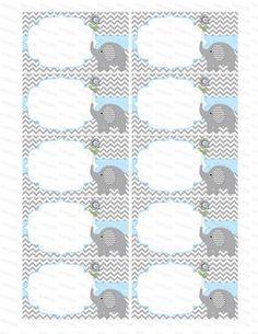 Insertar espacio en blanco para muchacho bebé ducha invitación