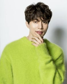 (notitle) Sure, the bushy perms of the might be out of vogue, but there are plenteousness of mod Permed Hairstyles, Modern Hairstyles, Korean Men, Asian Men, Pop Hair, Using A Curling Wand, Getting A Perm, Lee Dong Wook, Air Dry Hair