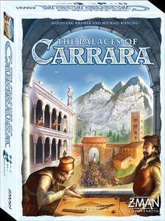 The Palaces of Carrara | Image | BoardGameGeek