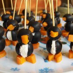 Pingunos de aceituna