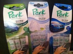 Wake Up Your Space with PERK Vent Wrap 6 Month Giveaway : (Ends 3/5) | Shibley Smiles