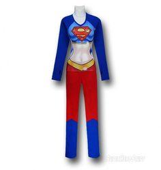 Pijama SuperGirl