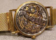 Vacheron & Constantin 18K Yellow Gold watch Calibre 453 Vintage - http://menswomenswatches.com/vacheron-constantin-18k-yellow-gold-watch-calibre-453-vintage-2/ COMMENT.