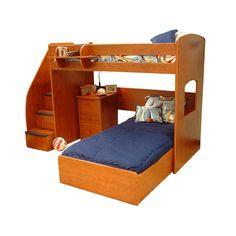 Berg Utica Loft Twin Bunk Bed