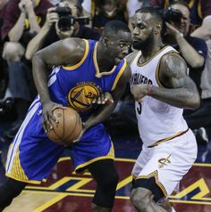 Golden State Warriors at Cleveland Cavaliers – Game 3 http://www.best-sports-gambling-sites.com/Blog/basketball/golden-state-warriors-at-cleveland-cavaliers-game-3/  #basketball #Cavs #ClevelandCavaliers #Dubs #goldenstatewarriors #nbafinals