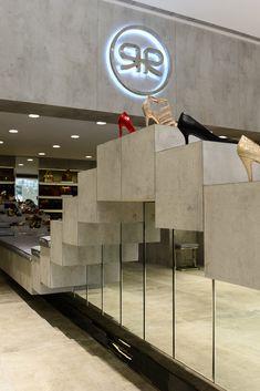 1c73cd670bee Gallery of Regal Shoes / NUDES - 10. Exhibition Stand  DesignScarpeArredamento D'interniArchitetti
