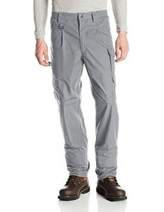 Propper Grey 65% Polyester Lightweight Ripstop Lightweight Tactical Pants  56X37
