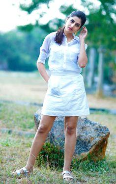 Varshini Sounderajan New Hot Photo Gallery Beautiful Girl Indian, Beautiful Saree, Beautiful Indian Actress, Most Beautiful Women, Seductive Photos, Curvy Girl Outfits, Bollywood Actress Hot, Bikini Photos, Hottest Photos
