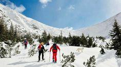 Schneeschuh Wanderung Rottermanner Tauern