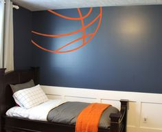 Basketball Lines - Beautiful Wall Decals