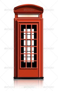 Buy Phone Booth by on GraphicRiver. Map Old, London Phone Booth, Communication, Vector Design, Graphic Design, Vintage London, Vector Graphics, Typography Design, How To Draw Hands