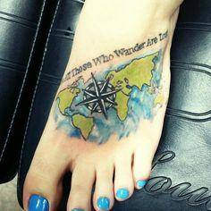 travel tattoo 1