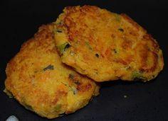 Sweet Potato and Jalapeno Fritters Jalepeno Margarita Recipe, Blended Margarita Recipe, Jalapeno Recipes, Spicy Recipes, Copycat Recipes, Veggie Recipes, Great Recipes, Chicken Recipes, Vegetarian Recipes