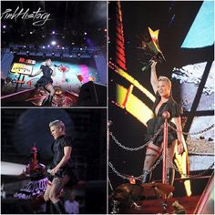 On This Day in #PinkHistory 6th July 2010 P!nk played at Festival de Nimes in France on the Summer Carnival Tour