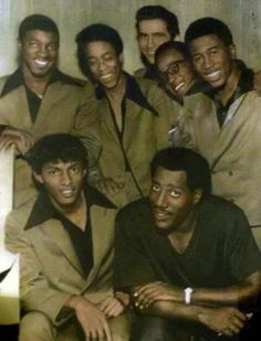 Otis Redding and The Barkays...legends