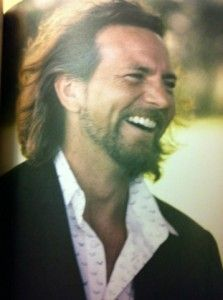 Eddie Vedder : Photo